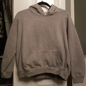 Joe Fresh gray hoodie